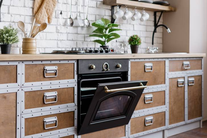 Stylish oven