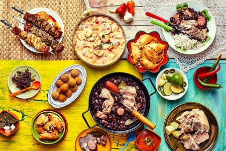 Home Brazilian cuisine