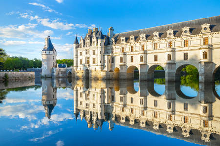 Zár Chenonceau