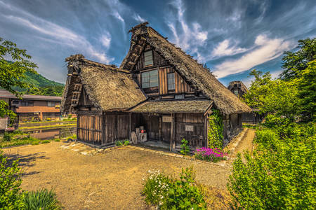 House in Shirakawa-go