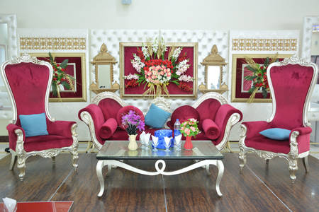Interior for a wedding
