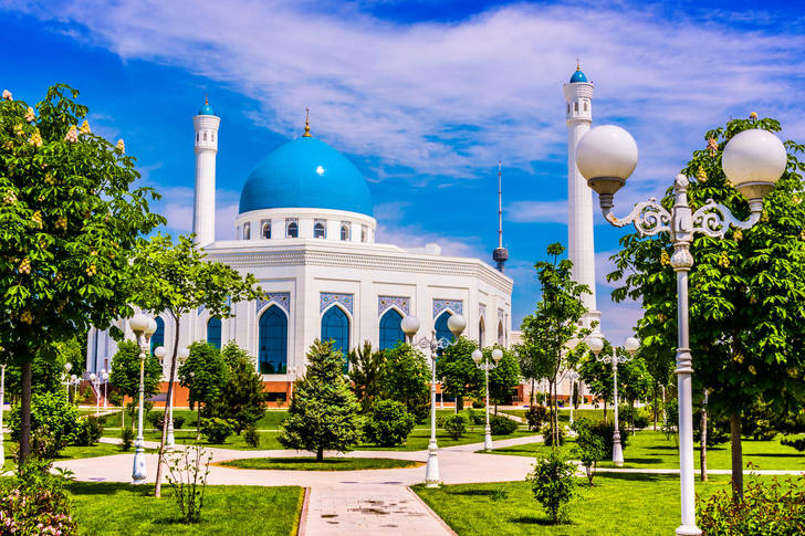 Minor Mosque in Tashkent