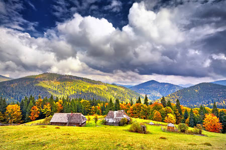 Autumn Carpathians