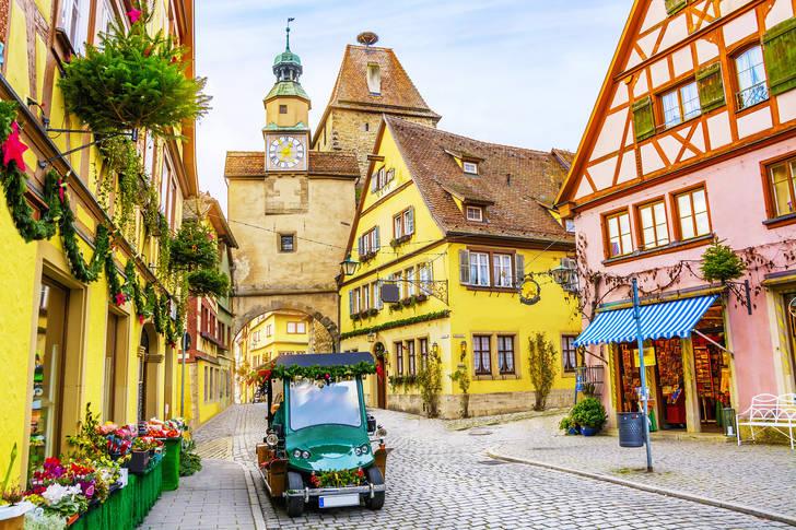 Rothenburg ob der tauber singles