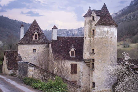 Medieval architecture of France