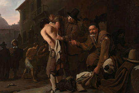 "Michael Sweerts: ""Dressing the Half-naked"""