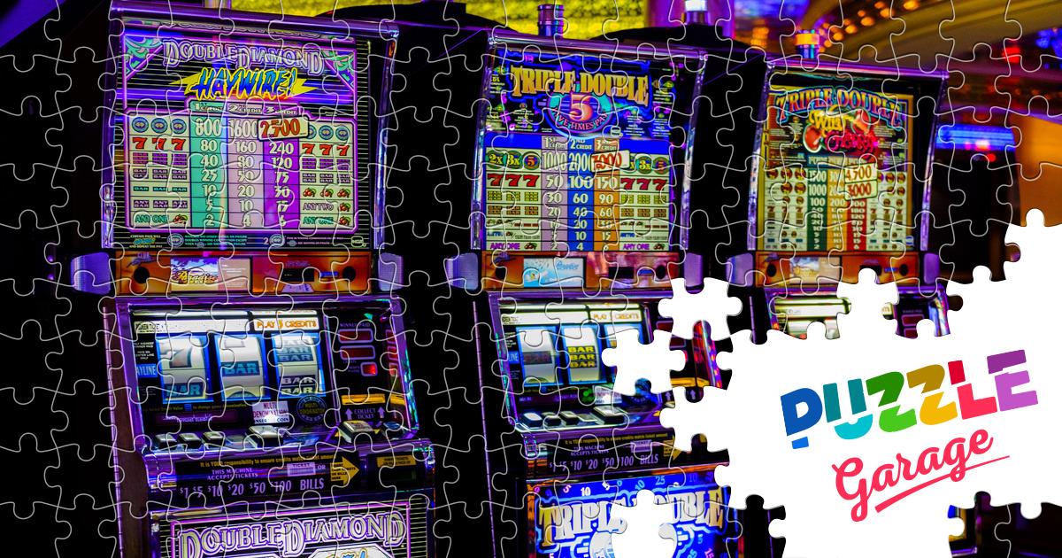 Slot Machine Game Crossword Clue