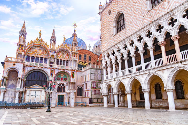 St. Mark's Cathedral and Doge's Palace