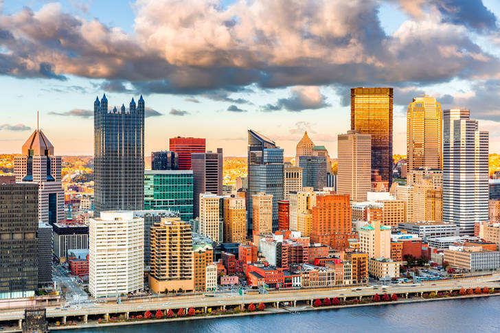 Skyscrapers of Pittsburgh