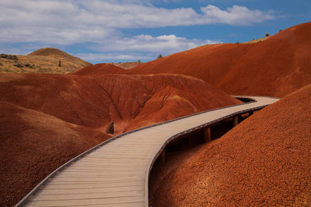 Painted Hills Trail