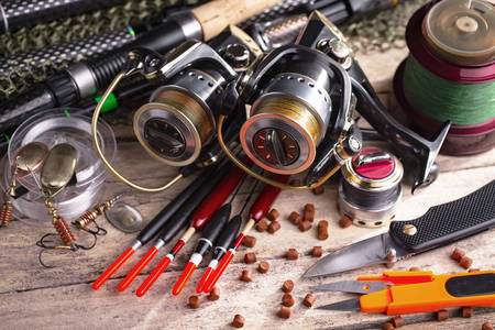 Fishing tools and accessories